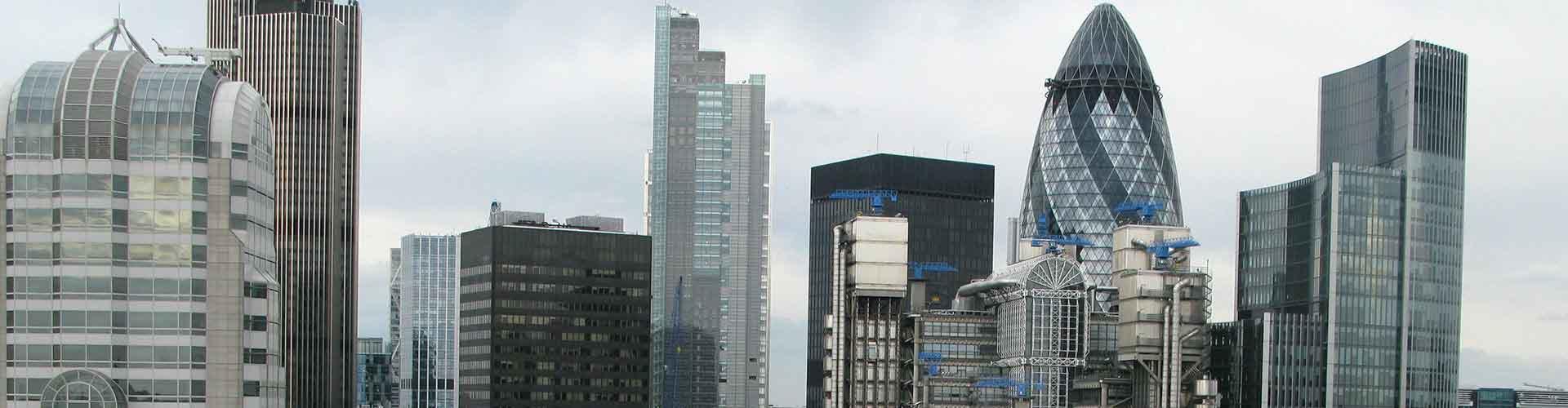 London – Hostels in der Nähe von Lloyd's Building. London auf der Karte. Fotos und Bewertungen für jedes Hostel in London.