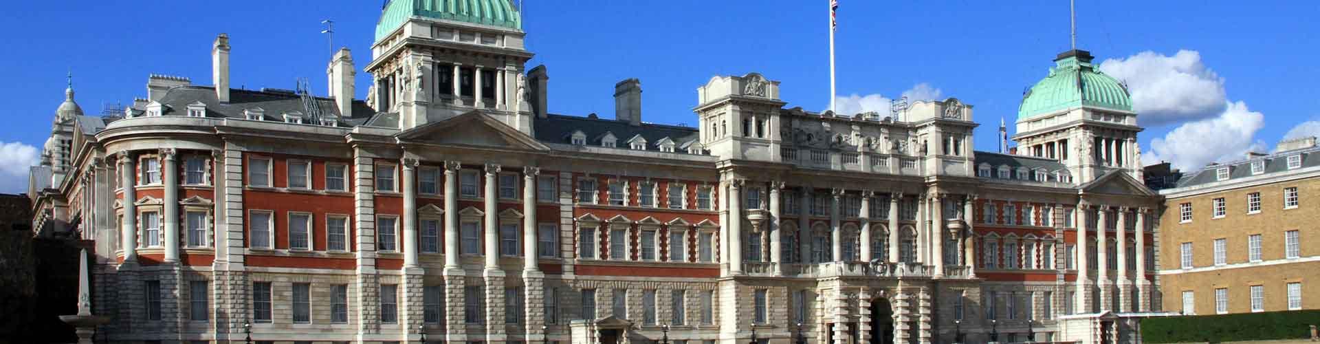 London – Hostels in der Nähe von Regent's Park. London auf der Karte. Fotos und Bewertungen für jedes Hostel in London.