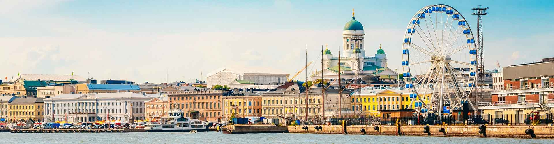 Helsinki - Apartments in Helsinki. Helsinki auf der Karte. Fotos und Bewertungen für jedes Apartment in Helsinki.