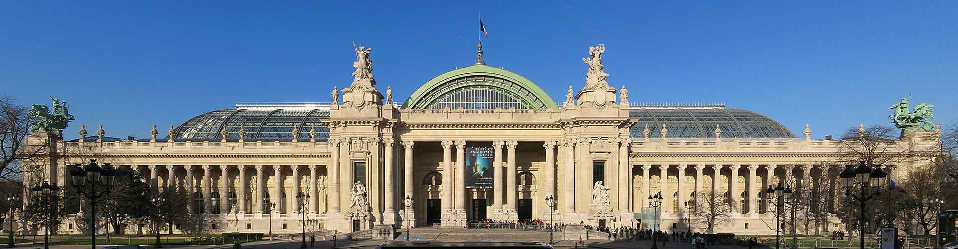 Paris – Hostels in der Nähe von Grand Palais. Paris auf der Karte. Fotos und Bewertungen für jedes Hostel in Paris.