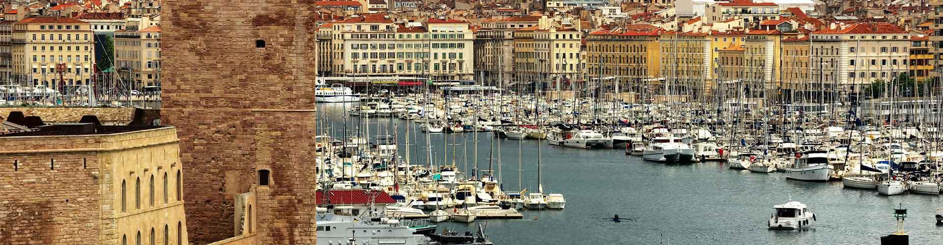 Marseille – Hostels in Marseille. Marseille auf der Karte. Fotos und Bewertungen für jedes Hostel in Marseille.
