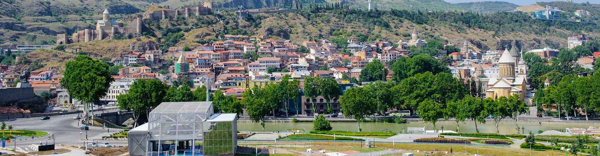 Tiflis - Jugendherbergen in Tiflis. Tiflis auf der Karte. Fotos und Bewertungen für jede Jugendherberge in Tiflis.