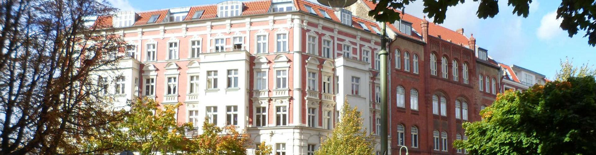 Berlin – Hostels im Stadtteil Prenzlauer Berg. Berlin auf der Karte. Fotos und Bewertungen für jedes Hostel in Berlin.