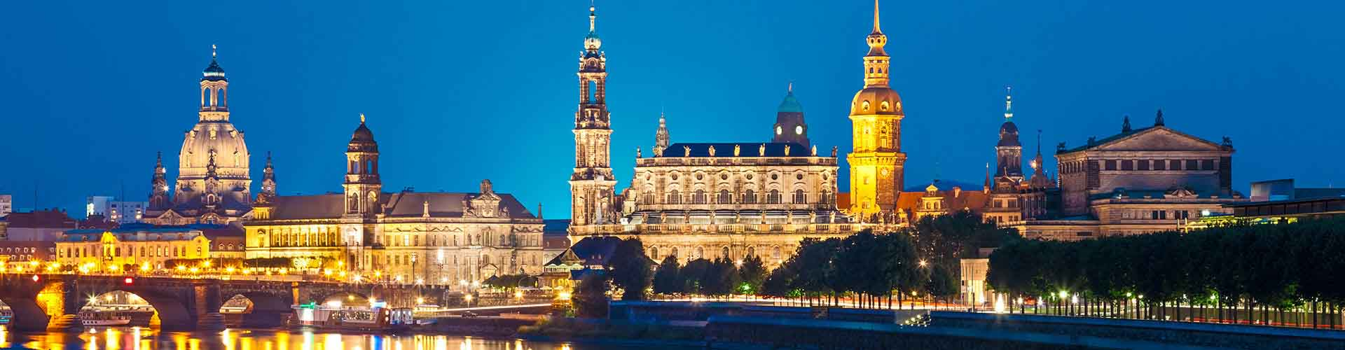 Dresden – Hostels in Dresden. Dresden auf der Karte. Fotos und Bewertungen für jedes Hostel in Dresden.
