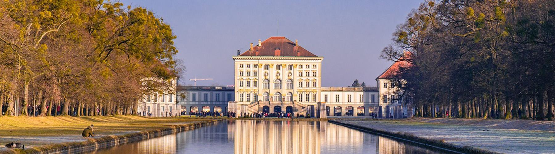 München – Hostels in der Nähe von Schloss Nymphenburg. München auf der Karte. Fotos und Bewertungen für jedes Hostel in München.