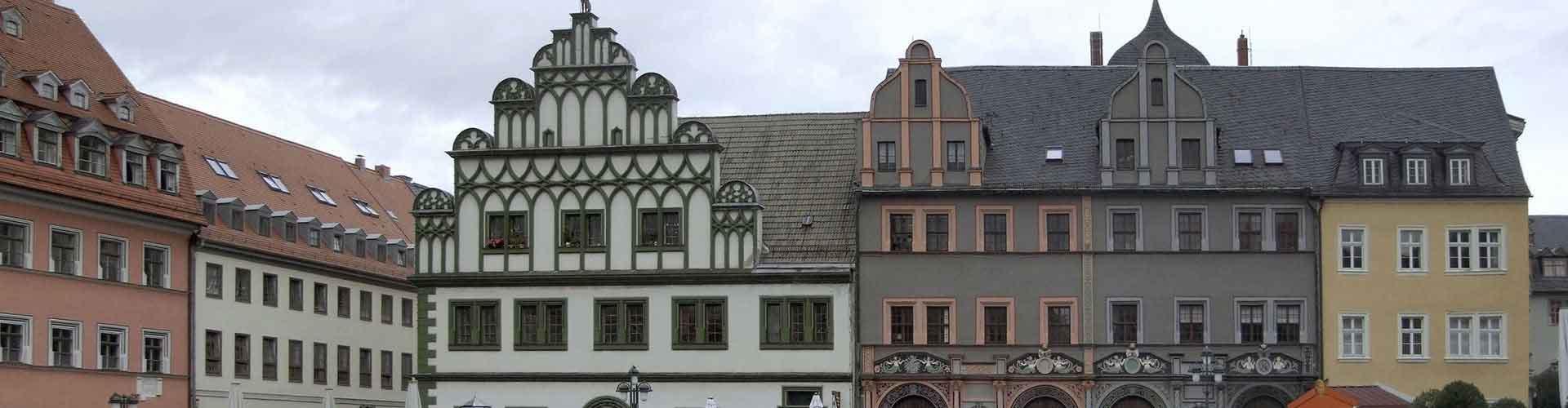 Weimar – Hostels in Weimar. Karten für Weimar. Fotos und Bewertungen für jedes Hostel in Weimar.