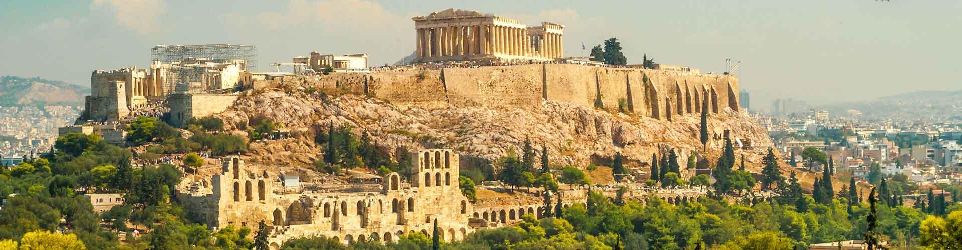 Athen – Hostels in Athen. Athen auf der Karte. Fotos und Bewertungen für jedes Hostel in Athen.