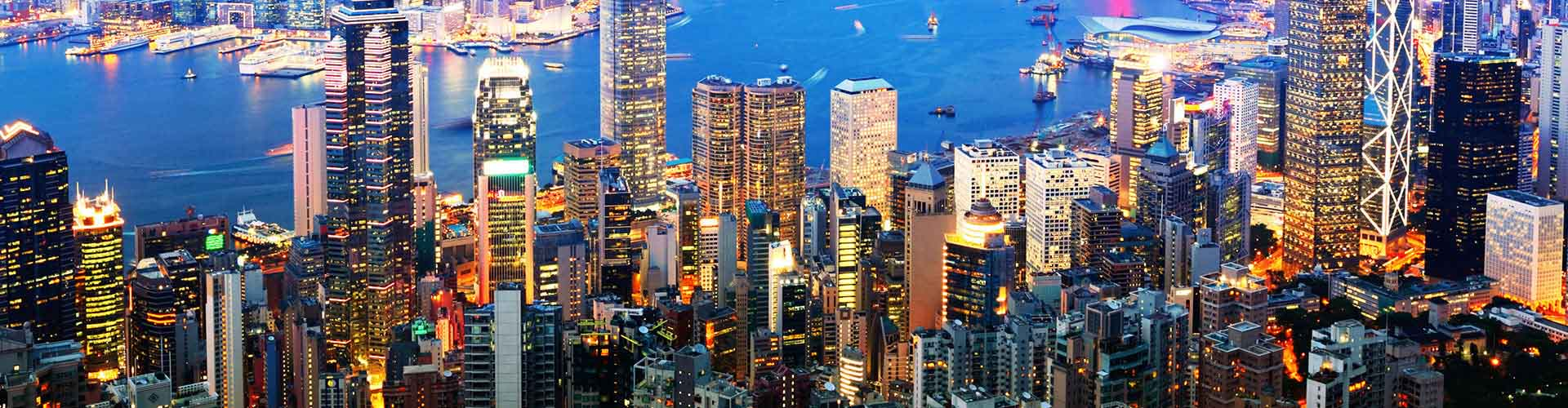 Hongkong – Hostels in Hongkong. Hongkong auf der Karte. Fotos und Bewertungen für jedes Hostel in Hongkong.