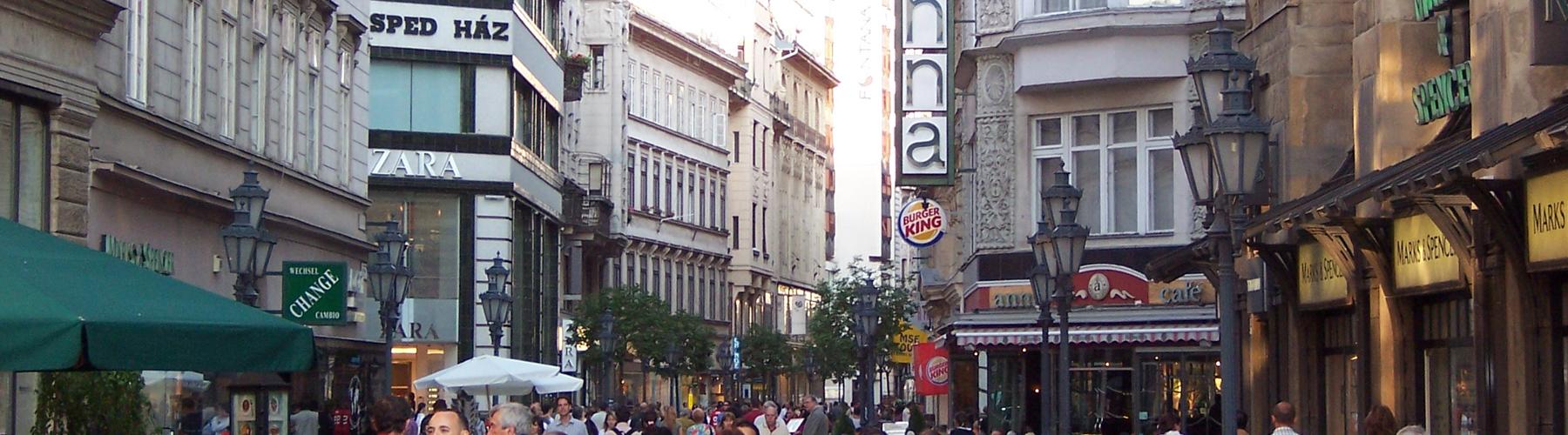Budapest – Hostels in der Nähe von Váci utca. Budapest auf der Karte. Fotos und Bewertungen für jedes Hostel in Budapest.