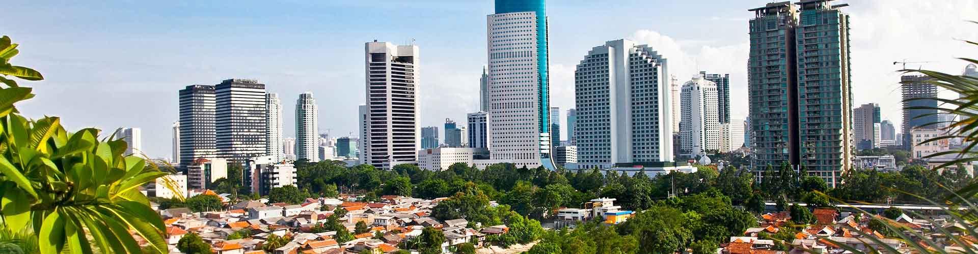 Jakarta – Hostels in Jakarta. Jakarta auf der Karte. Fotos und Bewertungen für jedes Hostel in Jakarta.