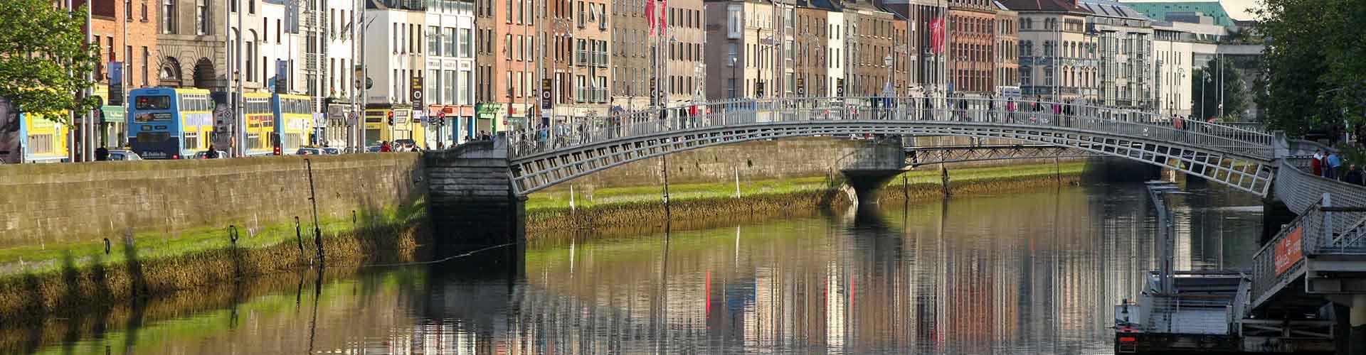 Dublin – Hostels im Stadtteil Stadtzentrum. Dublin auf der Karte. Fotos und Bewertungen für jedes Hostel in Dublin.