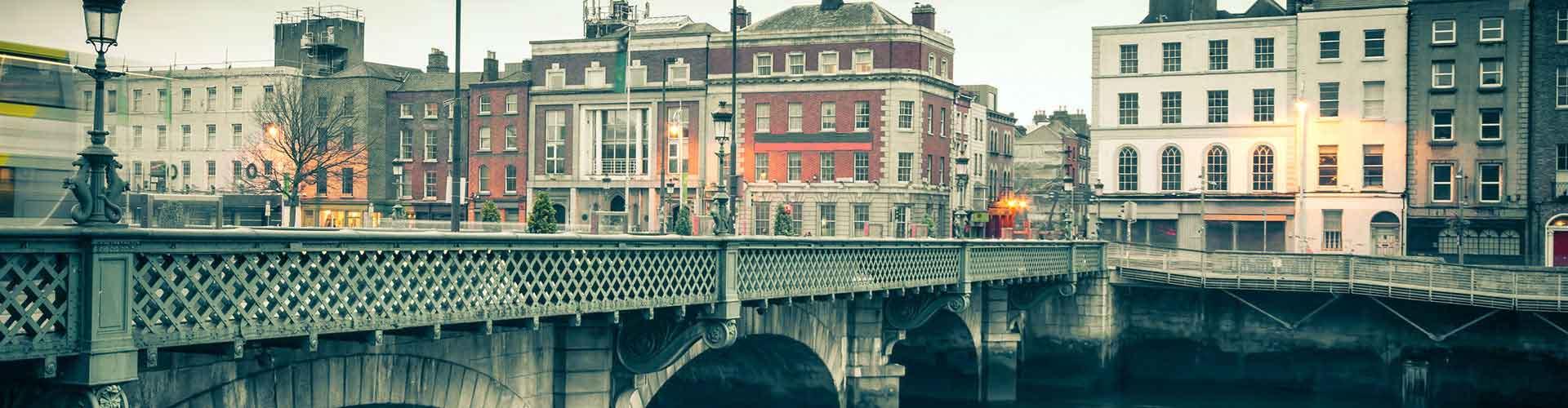 Dublin – Hostels im Stadtteil Rathmines. Dublin auf der Karte. Fotos und Bewertungen für jedes Hostel in Dublin.