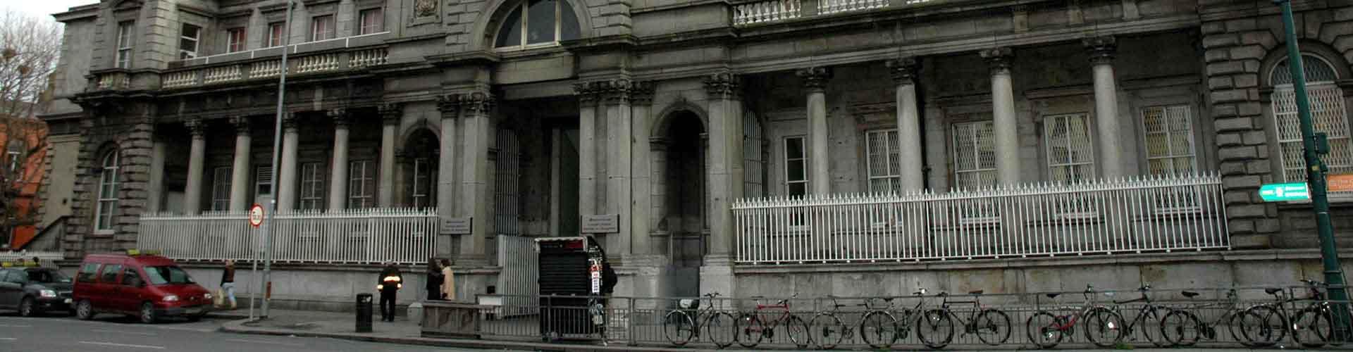 Dublin – Hostels in der Nähe von Dublin Connolly Bahnhof. Dublin auf der Karte. Fotos und Bewertungen für jedes Hostel in Dublin.