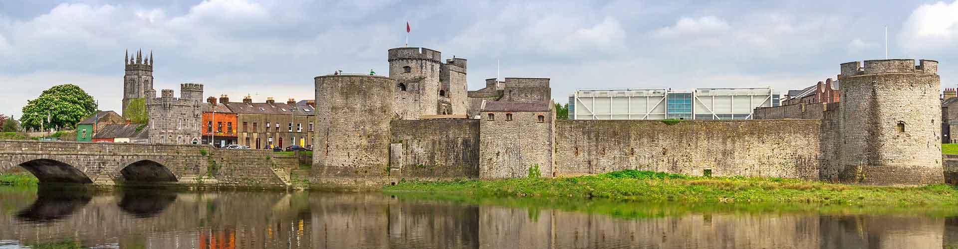 hostel irland karte Limerick   Hostels in Limerick   Herbergen.® Hostels