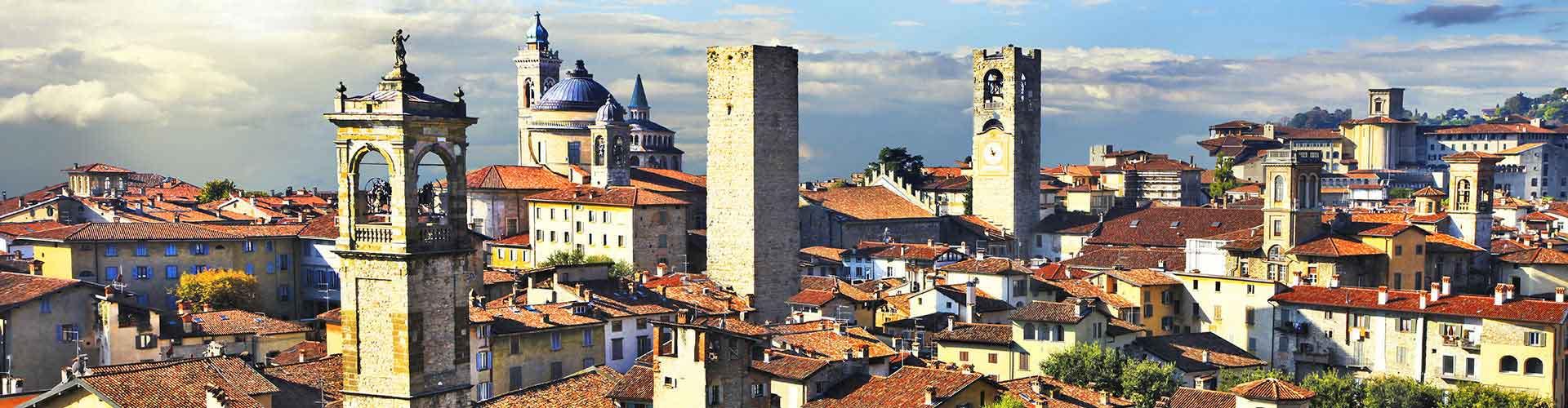 Bergamo – Hostels in Bergamo. Bergamo auf der Karte. Fotos und Bewertungen für jedes Hostel in Bergamo.