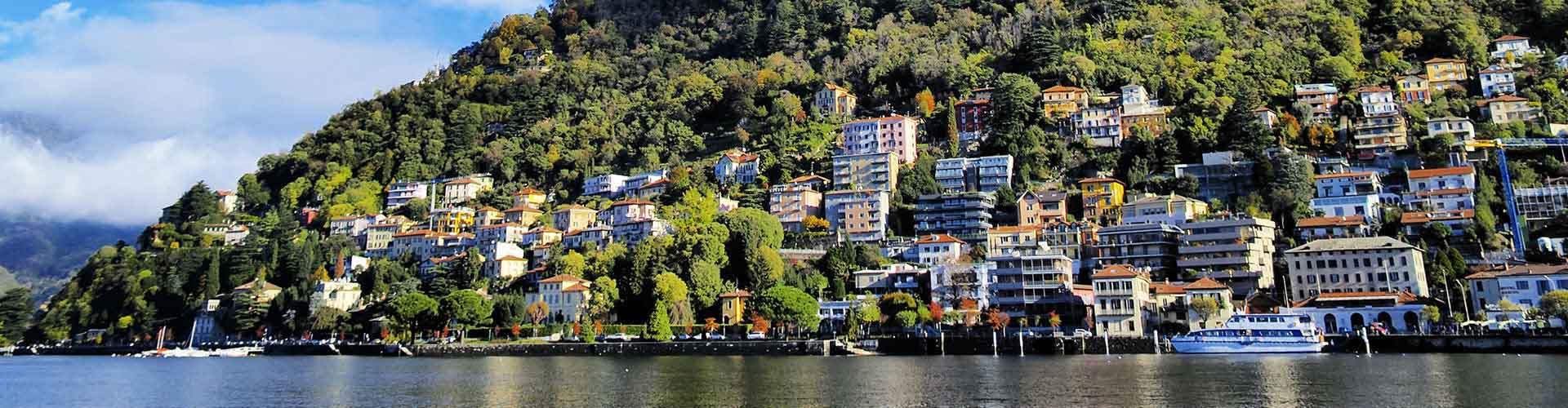 Comer See – Hostels in Comer See. Comer See auf der Karte. Fotos und Bewertungen für jedes Hostel in Comer See.