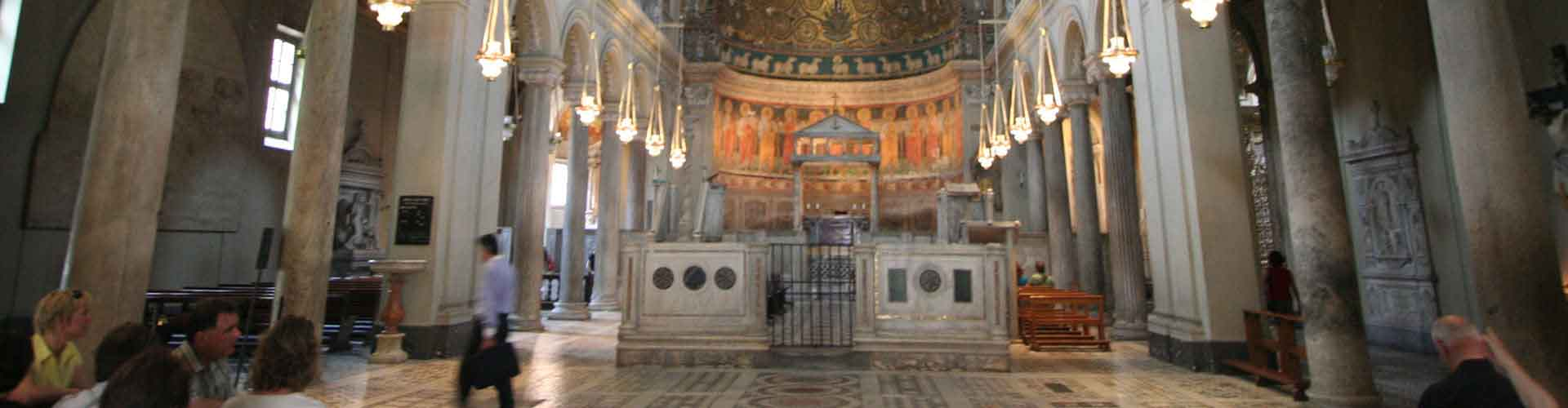 Rom – Hostels in der Nähe von Basilica di San Clemente. Rom auf der Karte. Fotos und Bewertungen für jedes Hostel in Rom.