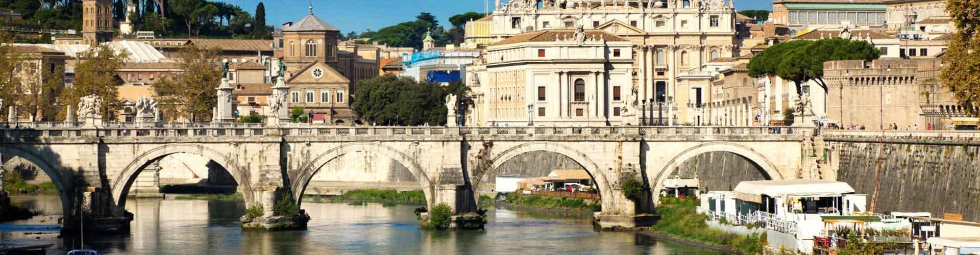 Rom – Hostels in der Nähe von Stadtzentrum. Rom auf der Karte. Fotos und Bewertungen für jedes Hostel in Rom.