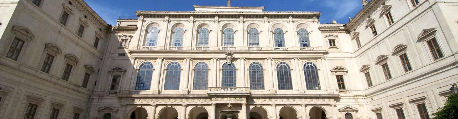 Rom – Hostels in der Nähe von Palazzo Barberini. Rom auf der Karte. Fotos und Bewertungen für jedes Hostel in Rom.