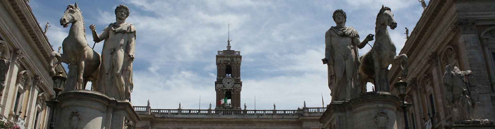 Rom – Hostels in der Nähe von Piazza del Campidoglio mit Kapitolinischen Museen. Rom auf der Karte. Fotos und Bewertungen für jedes Hostel in Rom.