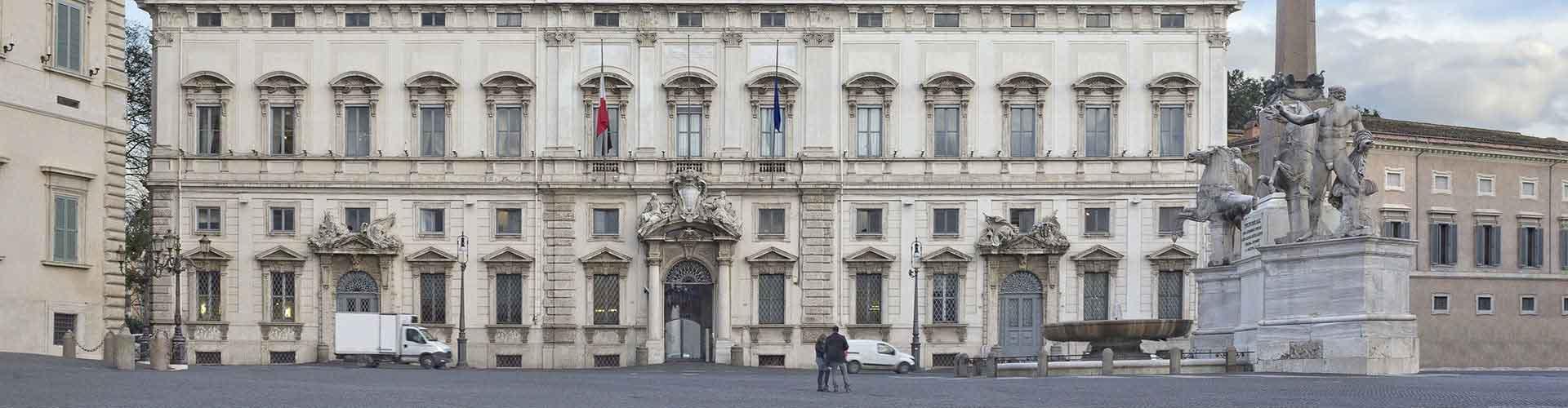Rom – Hostels in der Nähe von Quirinalpalast. Rom auf der Karte. Fotos und Bewertungen für jedes Hostel in Rom.