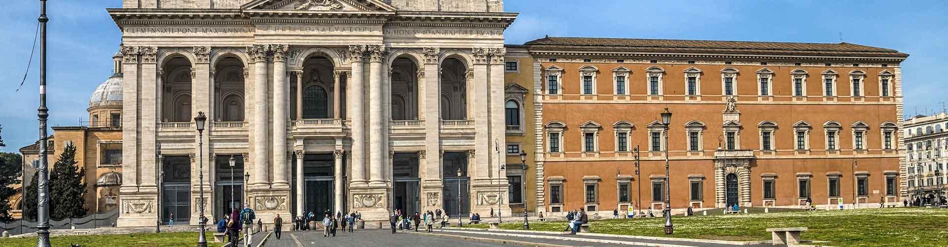 Rom – Hostels in der Nähe von San Giovanni in Laterano. Rom auf der Karte. Fotos und Bewertungen für jedes Hostel in Rom.