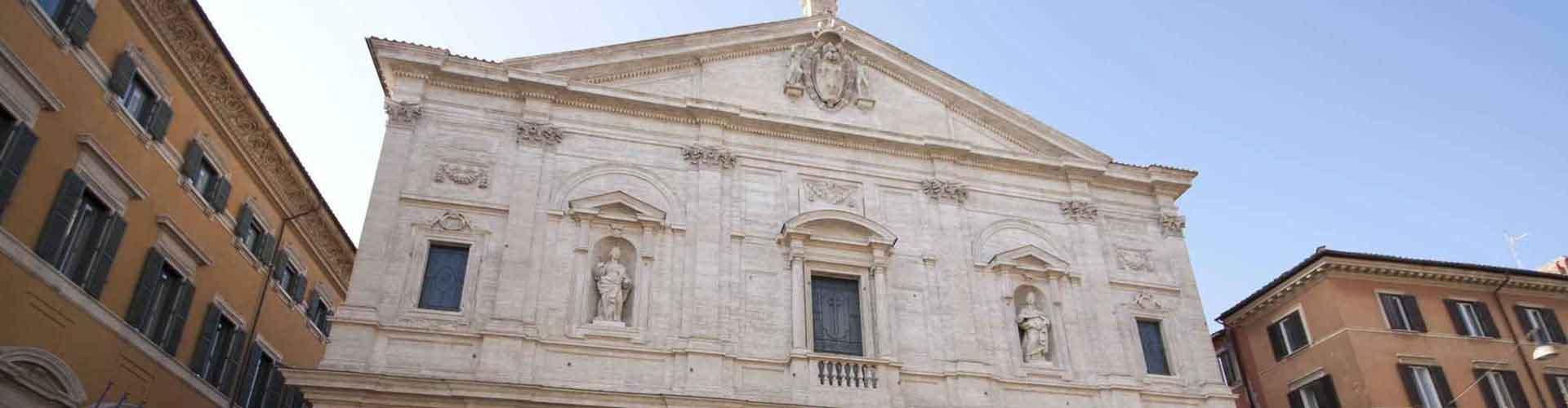 Rom – Hostels in der Nähe von San Luigi dei Francesi. Rom auf der Karte. Fotos und Bewertungen für jedes Hostel in Rom.