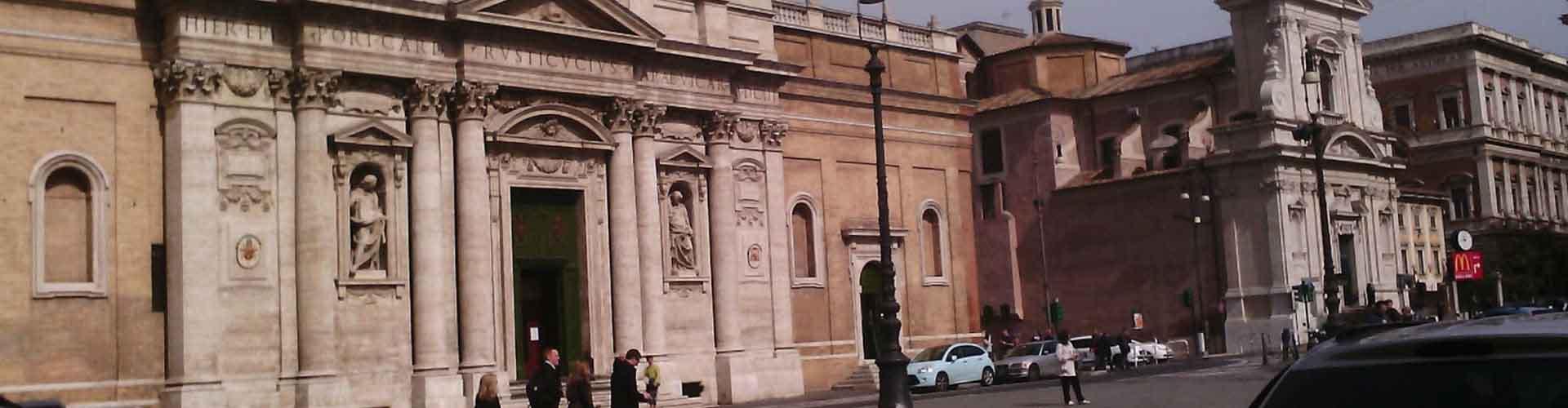 Rom – Hostels in der Nähe von Santa Maria della Vittoria. Rom auf der Karte. Fotos und Bewertungen für jedes Hostel in Rom.