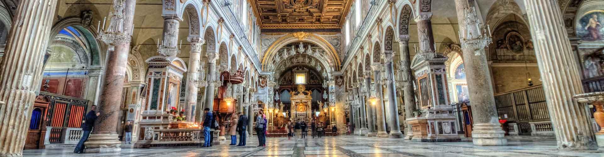 Rom – Hostels in der Nähe von Santa Maria in Aracoeli. Rom auf der Karte. Fotos und Bewertungen für jedes Hostel in Rom.