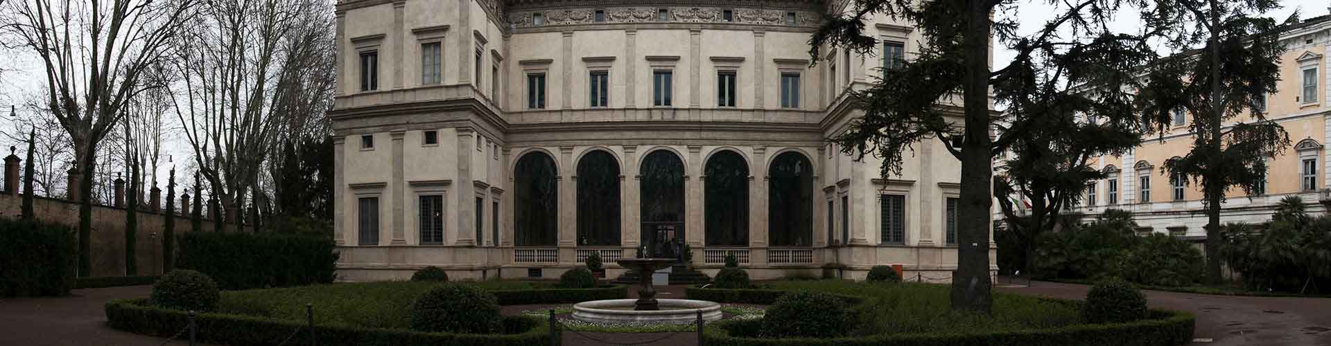 Rom – Hostels in der Nähe von Villa Farnesina. Rom auf der Karte. Fotos und Bewertungen für jedes Hostel in Rom.