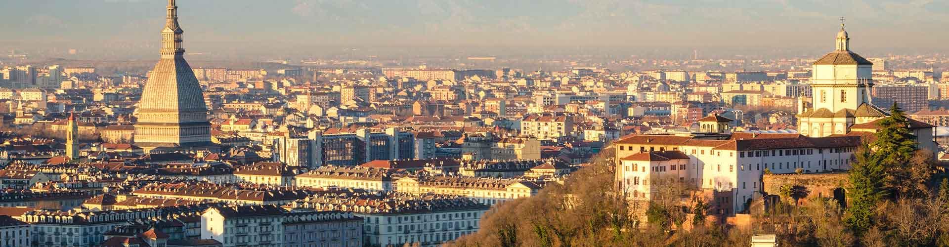 Turin – Hostels in Turin. Karten für Turin. Fotos und Bewertungen für jedes Hostel in Turin.