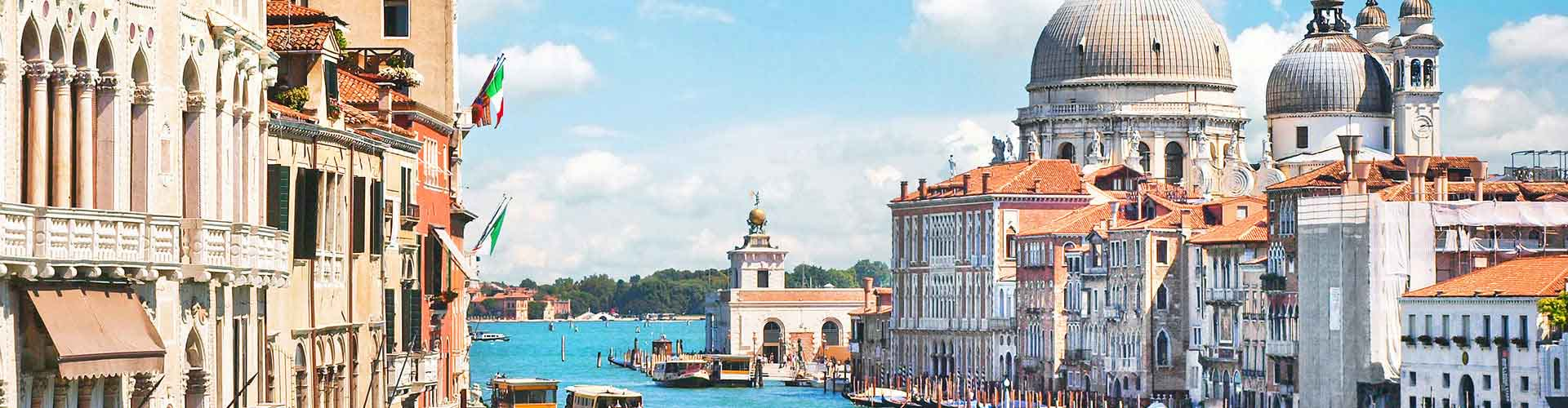 Venedig - Zimmer nahe Bahnhof Venezia Mestre. Venedig auf der Karte. Fotos und Bewertungen für jedes Zimmer in Venedig.