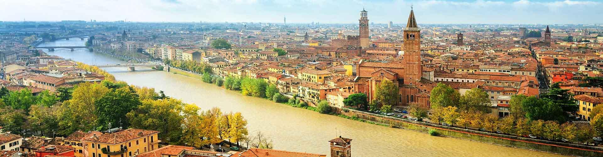 Verona – Hostels in Verona. Verona auf der Karte. Fotos und Bewertungen für jedes Hostel in Verona.