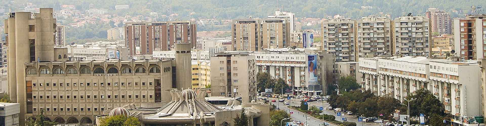 Skopje – Studentenunterkünfte, Hostels und Büroräume in Skopje (Mazedonien). Karte von Skopje, Fotos und Rezensionen von Studentenunterkünften, Hostels und Büroräumen in Skopje.