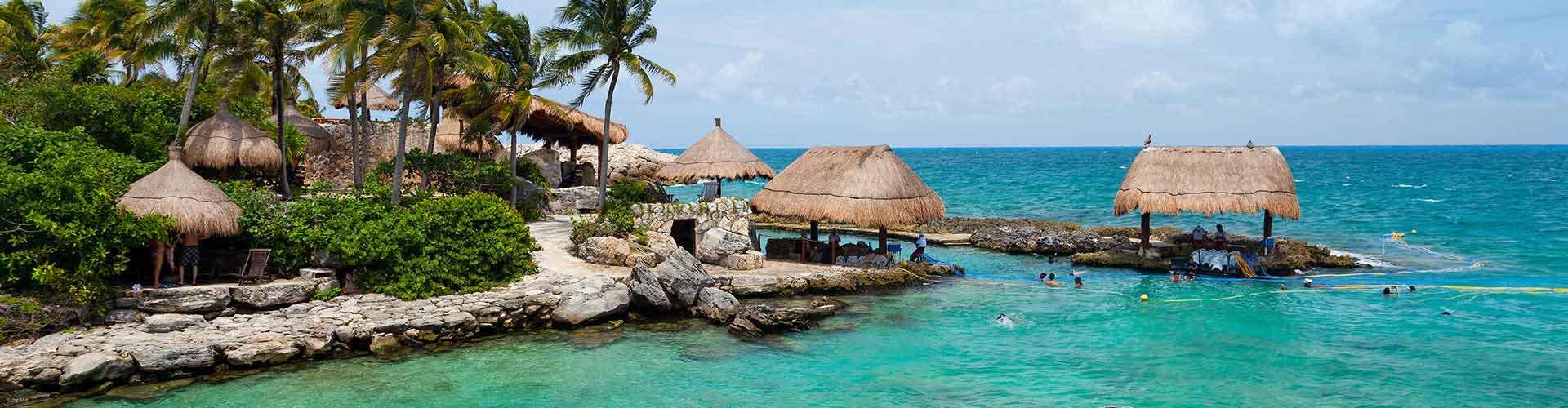 Cancún – Hostels in Cancún. Cancún auf der Karte. Fotos und Bewertungen für jedes Hostel in Cancún.