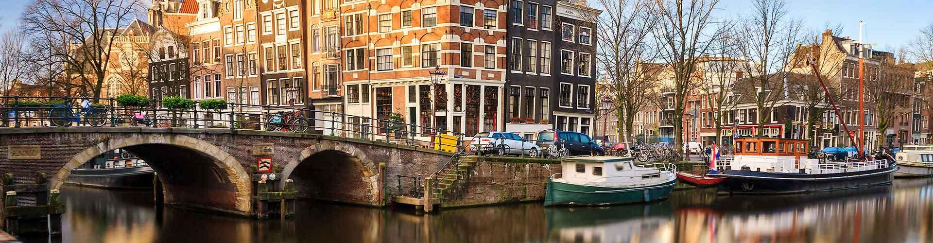 Amsterdam – Hostels in Amsterdam. Amsterdam auf der Karte. Fotos und Bewertungen für jedes Hostel in Amsterdam.