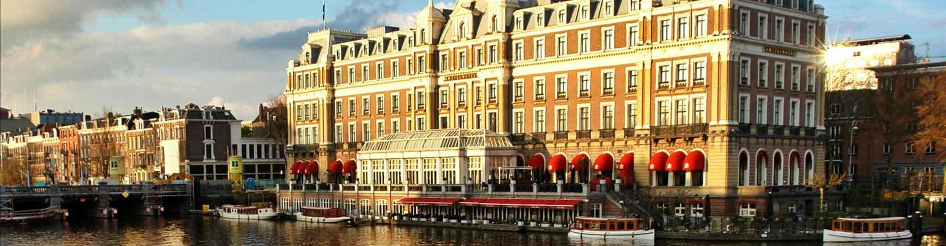 Amsterdam – Hostels im Stadtteil Oost Watergraafsmeer. Amsterdam auf der Karte. Fotos und Bewertungen für jedes Hostel in Amsterdam.