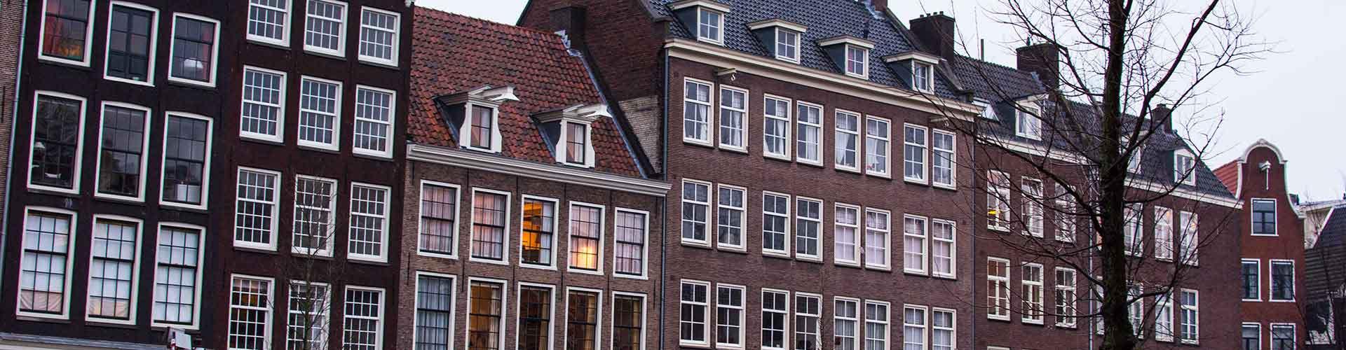 Amsterdam U2013 Hostels In Der Nähe Von Anne Frank Haus. Amsterdam Auf Der  Karte. Fotos Und Bewertungen Für Jedes Hostel In Amsterdam.
