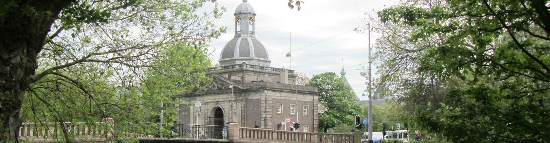 Amsterdam - Hostels nahe Muiderpoort. Amsterdam auf der Karte. Fotos und Bewertungen für jedes Hostel in Amsterdam.