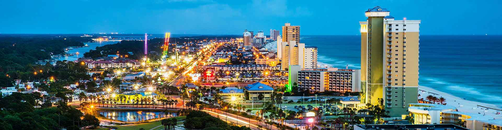 Oceanfront Hotels In Panama City Florida