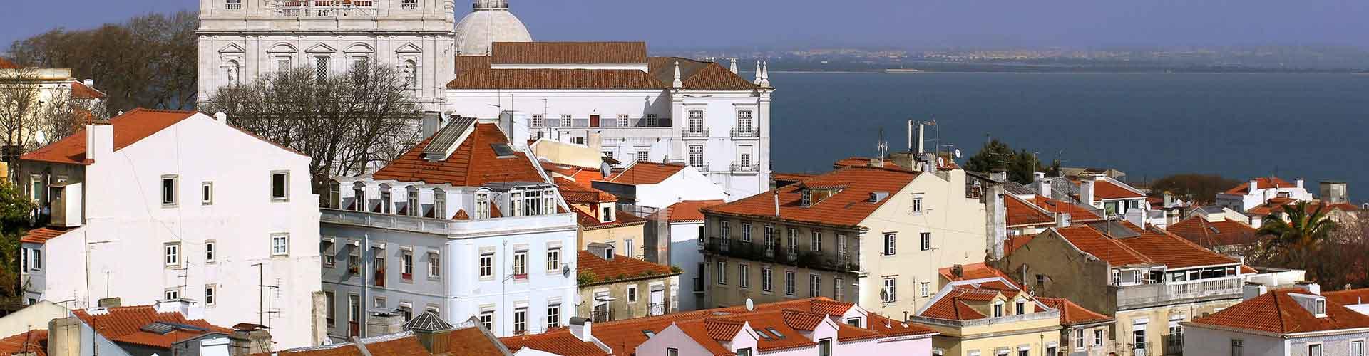 Lissabon – Hostels im Stadtteil Zentrum. Lissabon auf der Karte. Fotos und Bewertungen für jedes Hostel in Lissabon.