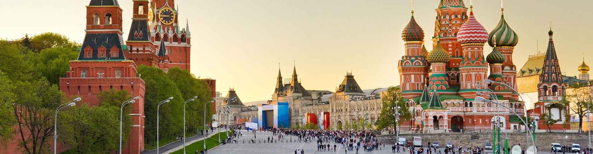 Moskau – Hostels in Moskau. Moskau auf der Karte. Fotos und Bewertungen für jedes Hostel in Moskau.
