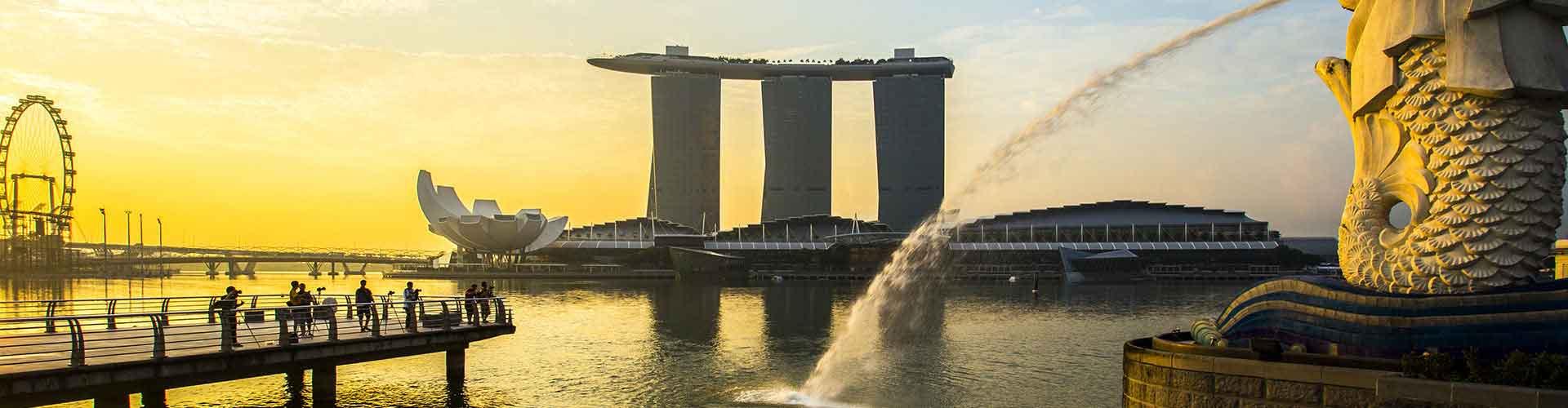 Singapur – Hostels in Singapur. Singapur auf der Karte. Fotos und Bewertungen für jedes Hostel in Singapur.