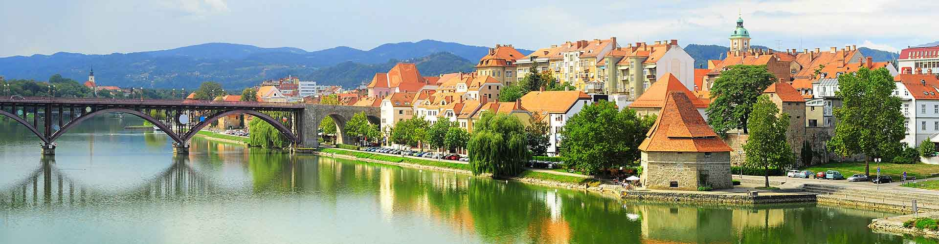 Maribor – Hostels in Maribor. Maribor auf der Karte. Fotos und Bewertungen für jedes Hostel in Maribor.