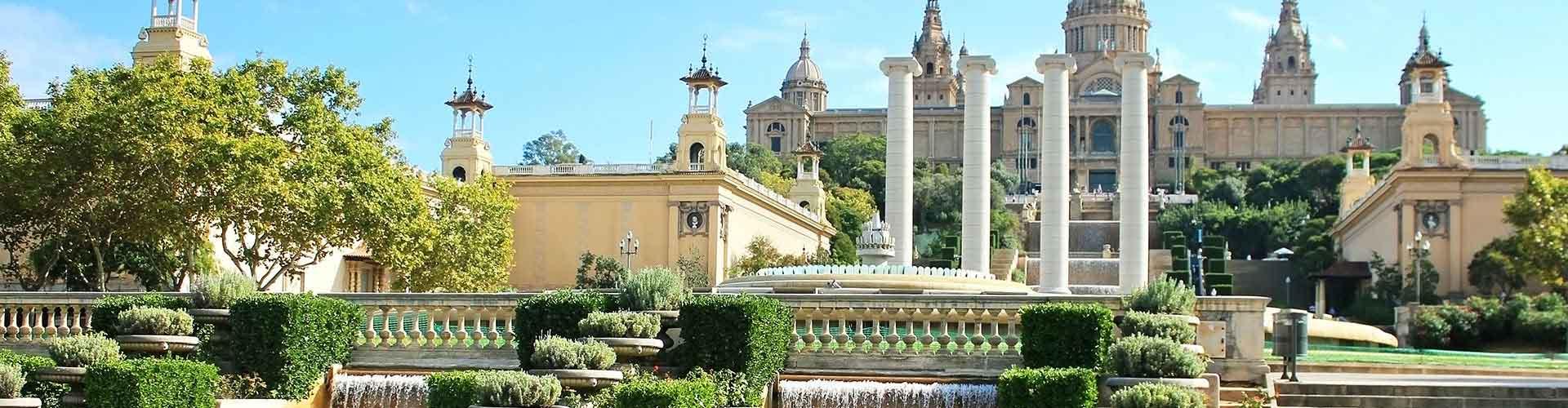Barcelona – Hostels in Barcelona. Barcelona auf der Karte. Fotos und Bewertungen für jedes Hostel in Barcelona.