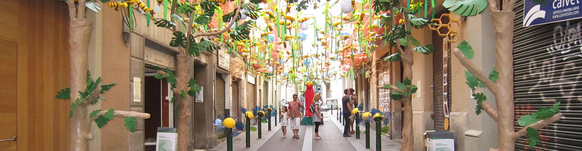Barcelona – Hostels im Stadtteil Gràcia. Barcelona auf der Karte. Fotos und Bewertungen für jedes Hostel in Barcelona.