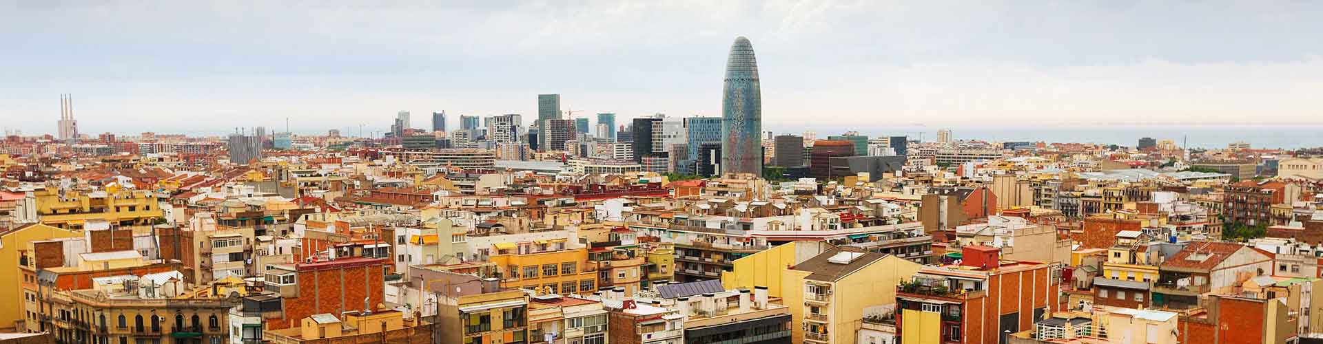 Barcelona – Hostels im Stadtteil Sagrada Família. Barcelona auf der Karte. Fotos und Bewertungen für jedes Hostel in Barcelona.