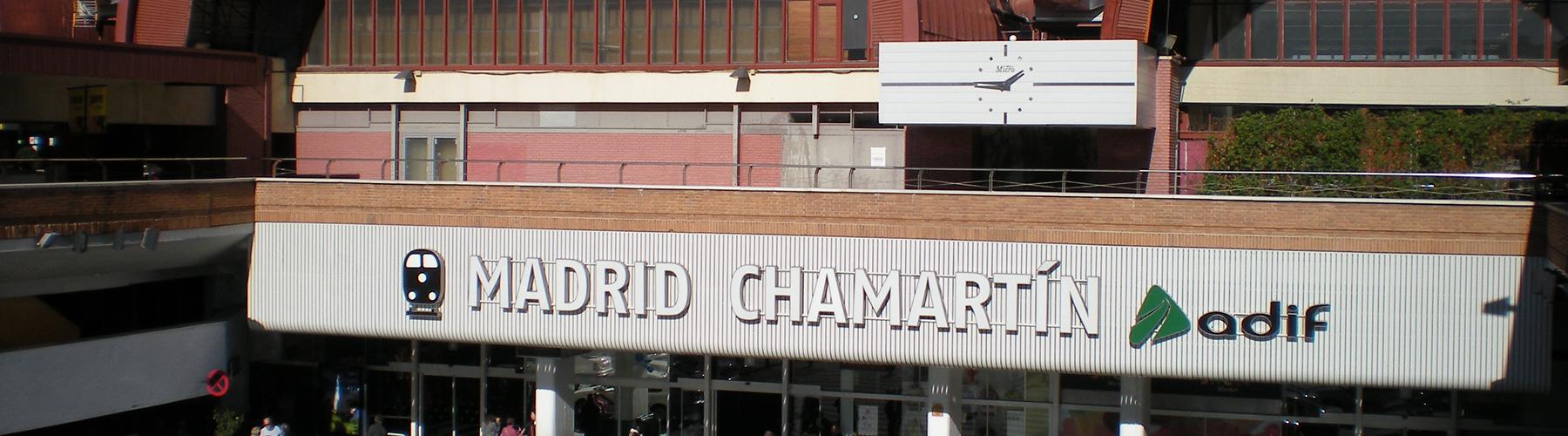 Madrid – Hostels in der Nähe von Chamartín Bahnhof. Madrid auf der Karte. Fotos und Bewertungen für jedes Hostel in Madrid.
