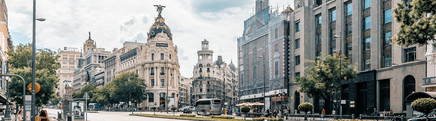 Madrid – Hostels in der Nähe von Stadtzentrum. Madrid auf der Karte. Fotos und Bewertungen für jedes Hostel in Madrid.