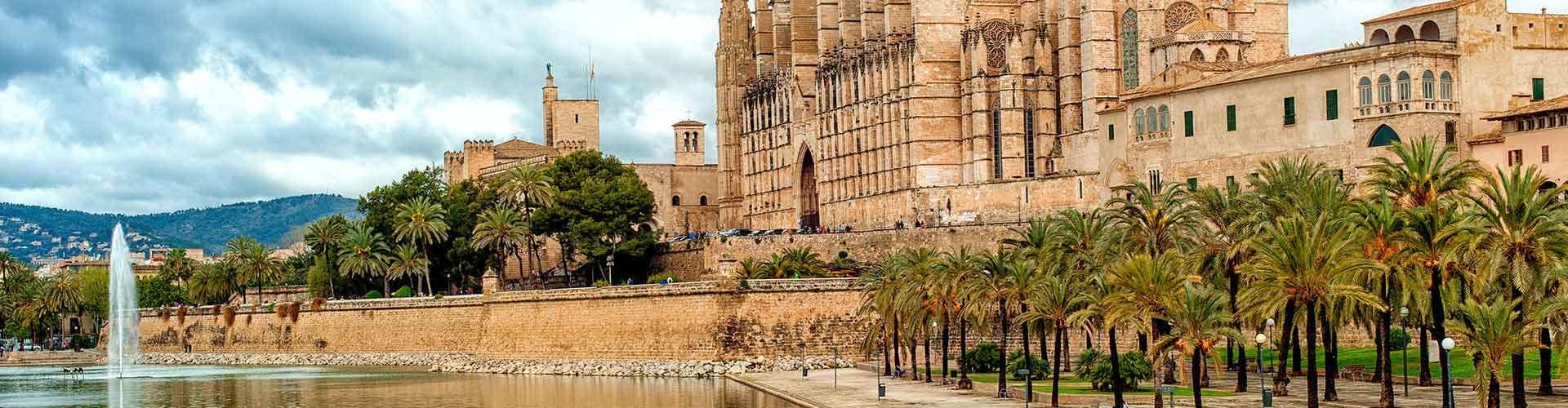 Palma de Mallorca – Hostels in Palma de Mallorca. Palma de Mallorca auf der Karte. Fotos und Bewertungen für jedes Hostel in Palma de Mallorca.